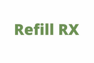 refill RX text